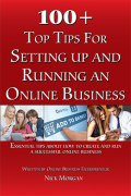 100 + Top Tips For Setting Up & Running An Online Business