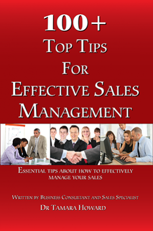 100 + Top Tips For Effective Sales Management
